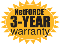 NetFORCE™ Statement of Warranty